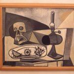 Picasso als Kunstposter (Posterdruck)