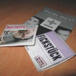 Broschüren im Digitaldruck