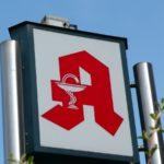 Apotheken-Schild