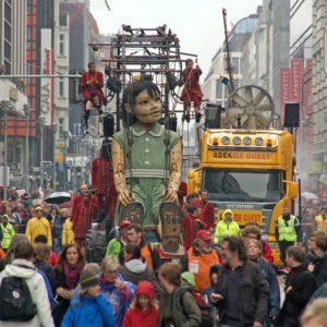 Sportfest Straßenfest